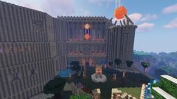 Mon magic school/Mon city Minecraft Map & Project