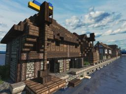 Warehouse Row Minecraft