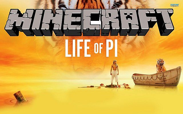 Amazon Books Life of Pi
