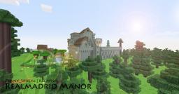 Realmadrid Manor Minecraft Map & Project