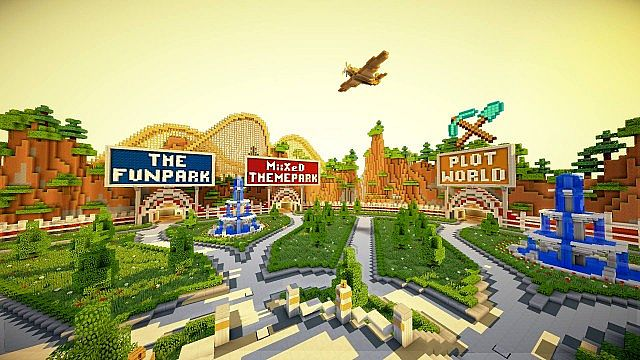 minecraft pretpark server ip cracked tongue