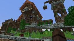 Woodcutters House Minecraft Map & Project