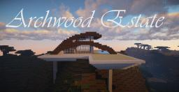 Archwood Estate Minecraft Map & Project