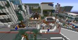Stormfront: Call of Duty: Ghosts Multiplayer Map Remake Minecraft Project