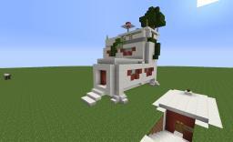 Honeycomb Base Minecraft Project