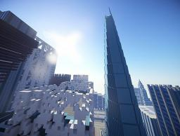 the shard Minecraft Map & Project