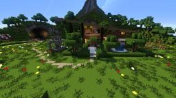 Island House Minecraft