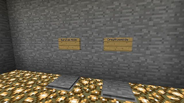 how to set gamemode to creative in minecraft