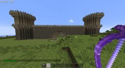 Medivial Castle Minecraft Map & Project