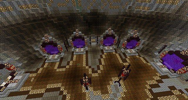 Portals in the HUB
