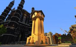Sword Art Online Server 1.7.10 Minecraft