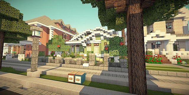Neo Eclectic Craftsman Suburban House