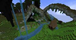 The City Of Aelmere Minecraft Map & Project