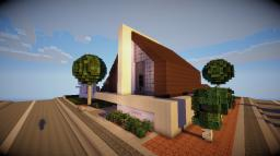/- Frame -By MrTesla Minecraft Map & Project