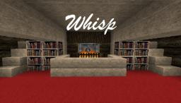 Whisp Minecraft Texture Pack