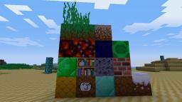 Epic World Minecraft Texture Pack