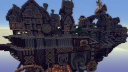 ArkeyShip'Oskies Minecraft Map & Project