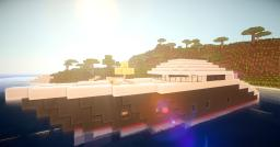 Yacht + Download Minecraft Map & Project