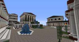 Roman City of Heraclea Minecraft Map & Project