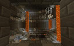 My New PvP map to 1 V.S 1 Minecraft Project