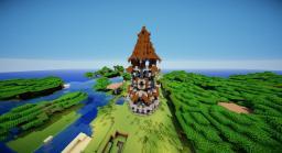 I'Xoni Tower Minecraft Map & Project