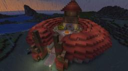 Orc Great Hall WCII Minecraft Map & Project