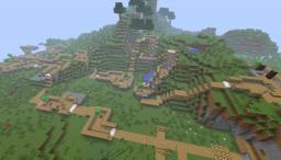 Super Fun MiniGolf Minecraft Map & Project
