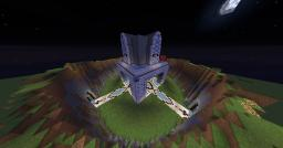 My server's hub [Download Soon] Minecraft Project