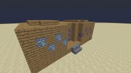 Efficient Redstone Door