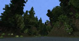 Bitterroot Forest Minecraft Map & Project