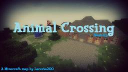 Animal Crossing: Mash Up Minecraft Map & Project