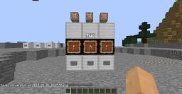 Very Compact Selector Minecraft Map & Project