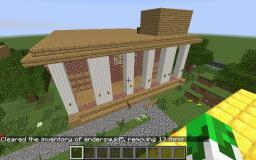 Monster School Minecraft Map & Project