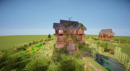 Inspiration-Experimentation [V2] Minecraft Project