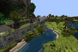 Scenic Railroad (SMP) - closed Minecraft Map & Project