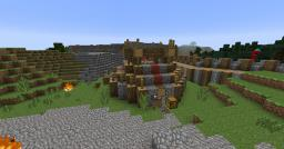 Warcraft III Orc Burrow Minecraft Map & Project