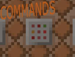 Knocback Resistance Armour - COMMANDS #1