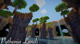 1000x1000 Map [Custom Terrain, Ores, Double Layer] Download! - Pythenia Lands