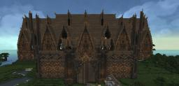 Järnstad Castle Minecraft Map & Project