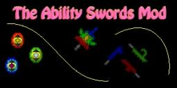 Ability Swords Mod - 1.6.4 - 4 new cool swords!