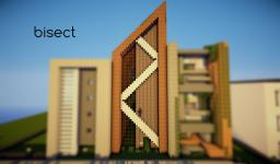 Bisect - Townhouse Minecraft Map & Project