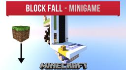 Block Fall | [MINIGAME] Minecraft Project