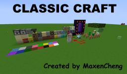 Classic Craft Minecraft Texture Pack