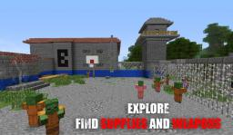 Dead Prison Map for Minecraft 1.7.2 Minecraft Map & Project
