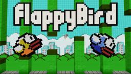 Flappy Bird Minecraft Map & Project
