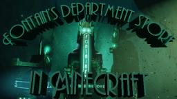 Burial at sea: Fontaine's Department Store Minecraft Map & Project