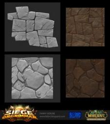 World of Warcraft texture pack for Crafting Azeroth Project
