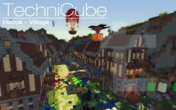 Havok - Village Minecraft Project