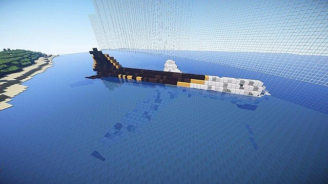 Turbulence Survival Games Map Minecraft Project