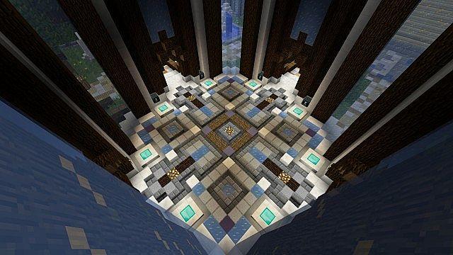 mappa skyblock minecraft pe download